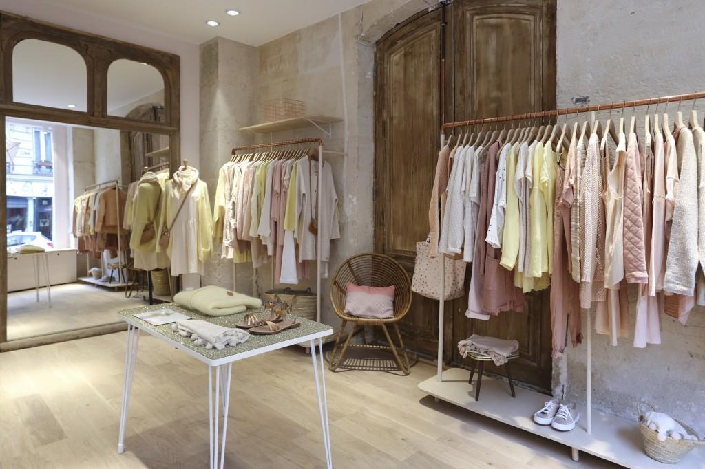 Des petits hauts rue beaurepaire paris 10e blog des petits hauts - Des petits hauts boutique ...